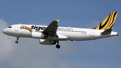 9V-TAF - Airbus A320-232 - Tiger Airways
