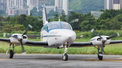 HK-2522 - Cessna 402C - Aerea