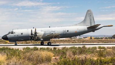 P.3M-09 - Lockheed P-3M Orion - Spain - Air Force