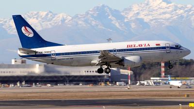 EW-308PA - Boeing 737-3K2 - Belavia Belarusian Airlines