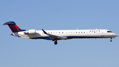 N896SK - Bombardier CRJ-900LR - Delta Connection (SkyWest Airlines)