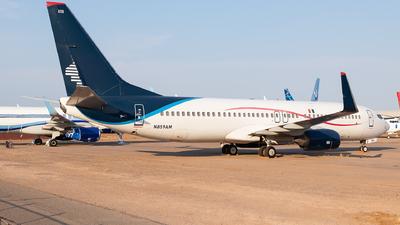 N859AM - Boeing 737-8Q8 - Untitled