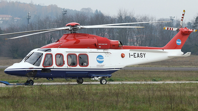 I-EASY - Agusta-Westland AW-139 - Citic Offshore Helicopter Co. Ltd