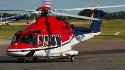 G-CHCP - Agusta-Bell AB-139 - CHC Helicopters
