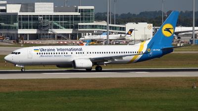 UR-PSR - Boeing 737-8KV - Ukraine International Airlines