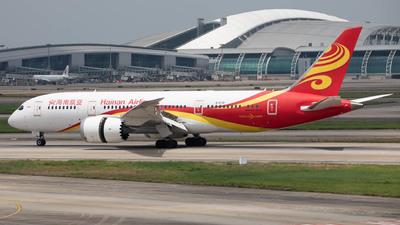B-2731 - Boeing 787-8 Dreamliner - Hainan Airlines