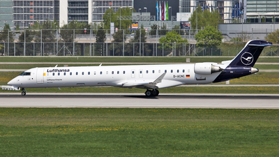 D-ACNC - Bombardier CRJ-900 - Lufthansa CityLine
