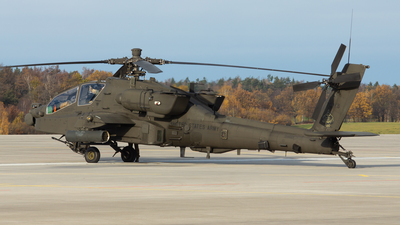 17-03118 - Boeing AH-64E Apache Guardian - United States - US Army
