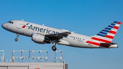 N732US - Airbus A319-112 - American Airlines