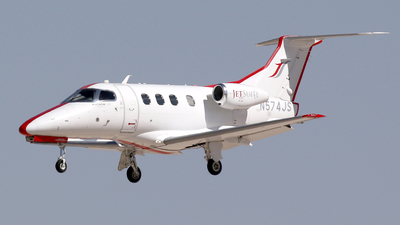 N574JS - Embraer 500 Phenom 100 - JetSuite Air