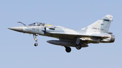 122 - Dassault Mirage 2000C - France - Air Force