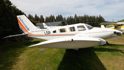 ZK-LSP - Piper PA-34-220T Seneca III - Mainland Air