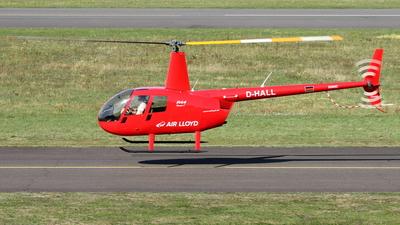 D-HALL - Robinson R44 Raven - Air Lloyd