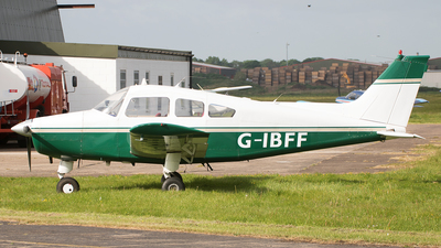 G-IBFF - Beechcraft A23-24 Musketeer Super III - Private