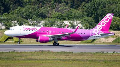 JA05VA - Airbus A320-214 - Peach Aviation