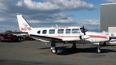 N40796 - Piper PA-31-350 Chieftain - Grant Aviation