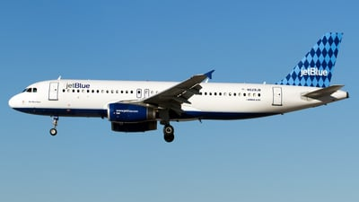 N529JB - Airbus A320-232 - jetBlue Airways