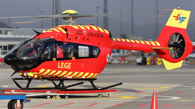 LN-OOA - Airbus Helicopters H145 - Norsk Luftambulanse