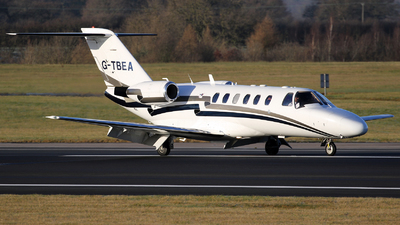 G-TBEA - Cessna 525A CitationJet 2 - Xclusive Jet Charter