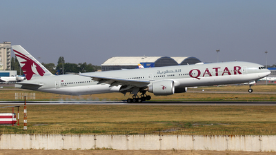 A7-BEI - Boeing 777-3DZER - Qatar Airways