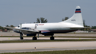N151FL - Convair CV-580 - IFL Group