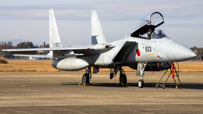 12-8803 - McDonnell Douglas F-15J Eagle - Japan - Air Self Defence Force (JASDF)