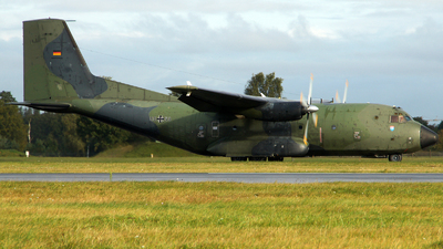 50-58 - Transall C-160D - Germany - Air Force
