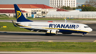 G-RUKA - Boeing 737-8AS - Ryanair UK