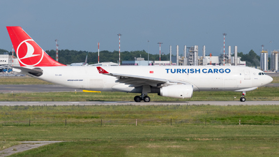 A picture of TCJDO - Airbus A330243F - Turkish Airlines - © Luca Fiorini
