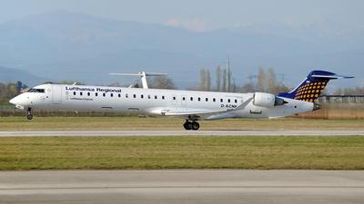 D-ACNK - Bombardier CRJ-900 - Lufthansa Regional (CityLine)
