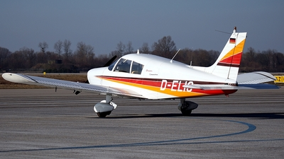 D-ELIG - Piper PA-28-140 Cherokee F - Private
