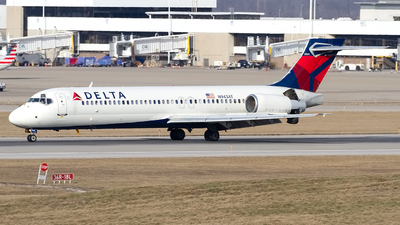 A picture of N943AT - Boeing 7172BD - Delta Air Lines - © Jeremy D. Dando