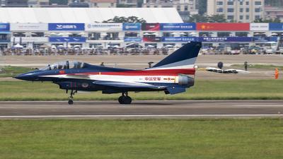 11 - Chengdu J10SY - China - Air Force