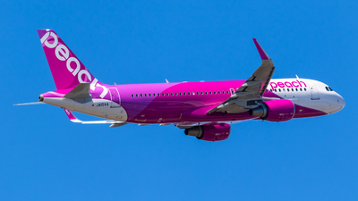 JA15VA - Airbus A320-214 - Peach Air