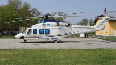 YR-TIA - Agusta A109S Grand - Ion Tiriac Air
