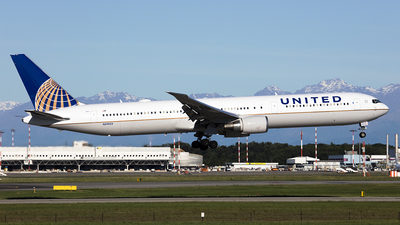N59053 - Boeing 767-424(ER) - United Airlines (Continental Airlines)