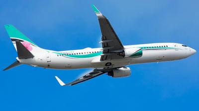 N733KA - Boeing 737-86N - KaiserAir