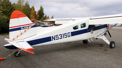 N5315G - De Havilland Canada DHC-2 Mk.I Beaver - United States - US Air Force Civil Air Patrol