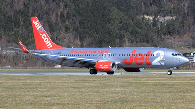 A picture of GJZBB - Boeing 7378MG - Jet2 - © Christoph Plank
