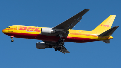 A picture of N659GT - Boeing 767281(BDSF) - DHL - © Luis Bastardo
