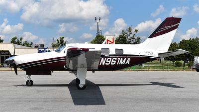 N961MA - Piper PA-46-350P Malibu Mirage - Private