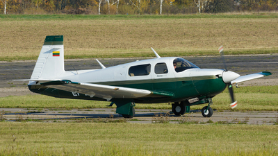 LY-LRP - Mooney M20J - Private