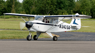 A picture of N243SA - Piper PA22108 - [228376] - © Colin Hollywood