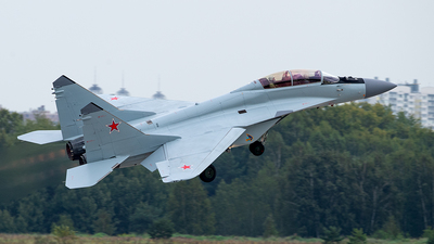 747 - Mikoyan-Gurevich MiG-35UB Fulcrum F - Russia - Air Force