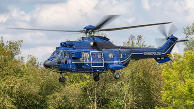 D-HEGY - Aérospatiale AS 332L1 Super Puma - Germany - Bundespolizei