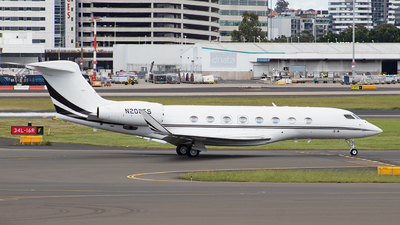 N200ES - Gulfstream G650ER - Private