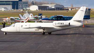 C-FTWX - IAI 1124 Westwind - Top Aces