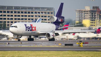 N40061 - McDonnell Douglas MD-10-10(F) - FedEx