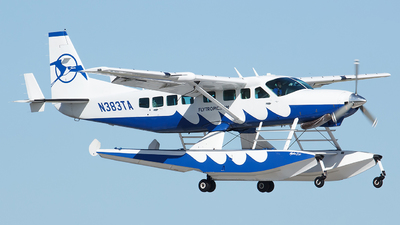 N383TA - Cessna 208B Grand Caravan - Tropic Ocean Airways
