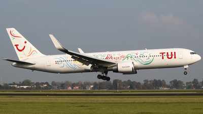HB-JJF - Boeing 767-316(ER) - TUI